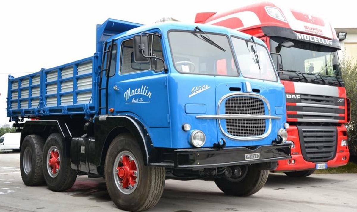 Lo Storico Fiat 682n4